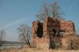 Ruiny zamku w Złotorii