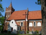 Kościół p.w. Św. Jakuba Apostoła Starszego w Bobrowie