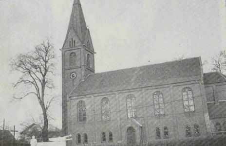 Kościół p.w. MBR w Serocku