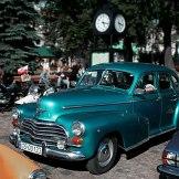 X wystawa pojazdów zabytkowych – Tuchola 2011